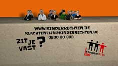 Kinderrechtencommisariaat – De Klachtenlijn